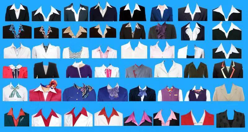 图片[3]-Photoshop素材上百种证件照西装正装PSD模板-蓝米兔博客